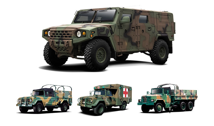 Military Vehicle Image