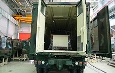 Km504 Expandable Van│kia Motors Corporation S Military