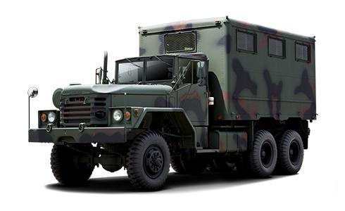 Km500 Spare Parts Van│kia Motors Corporation S Military
