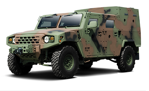 KLTV181 Armored Personnel Carrier image